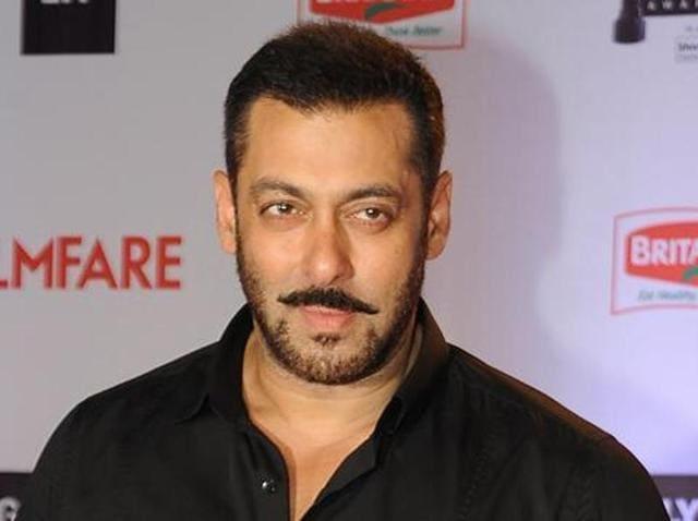 Salman Khan will soon be seen in Sultan. (AFP)