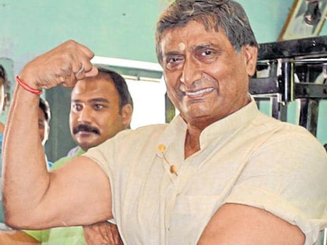 Sil was voted Mr India for the most muscular man in the country five times in the 1980s, and once came second at the Mr Asia contest. Now 63, he lives in Kolkata after retiring from a defence ministry job.