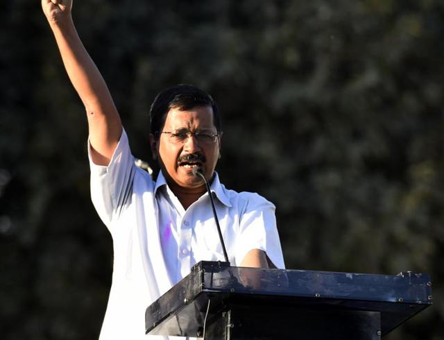 47-year-old Aam Aadmi Party chief is ranked 42nd on the list and is the sole leader from India.