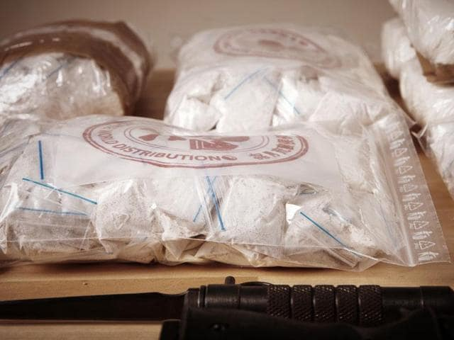 Air Cocaine case