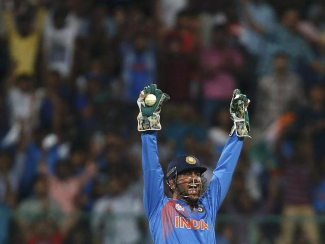 For skipper Dhoni, it was all about planning and sharp reflexes in the game against Bangladesh on Wednesday.