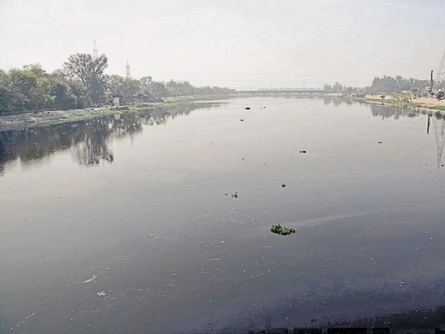 Hindon,Ghaziabad,Pollution