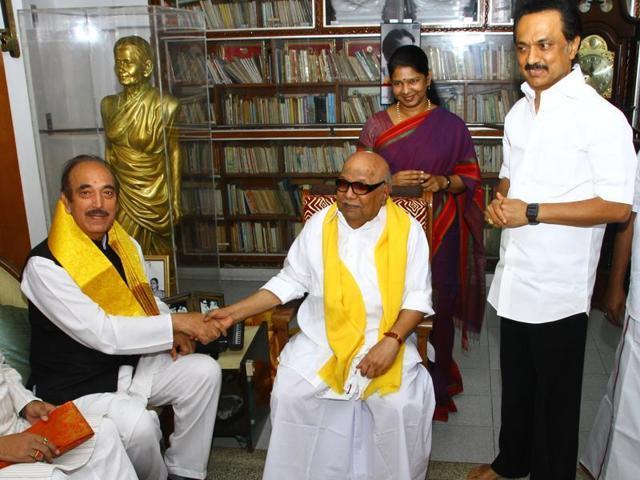 Assembly elections 2016,Tamil Nadu Assembly elections,M Karunanidhi