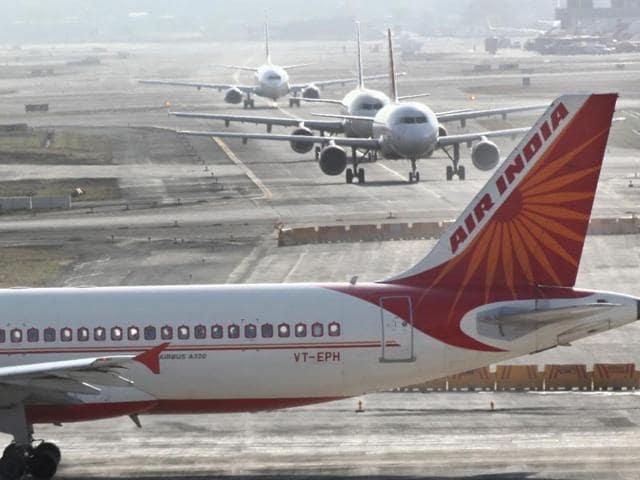 A hoax caller who has been making false bomb threat calls at the Mumbai airport again claimed that 23 AI flights were under terror threat.