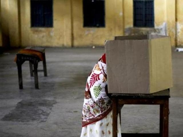 The churning of illegal migrants issue in Assam led to a category of voters who can't cast their ballot. (AP Photo)