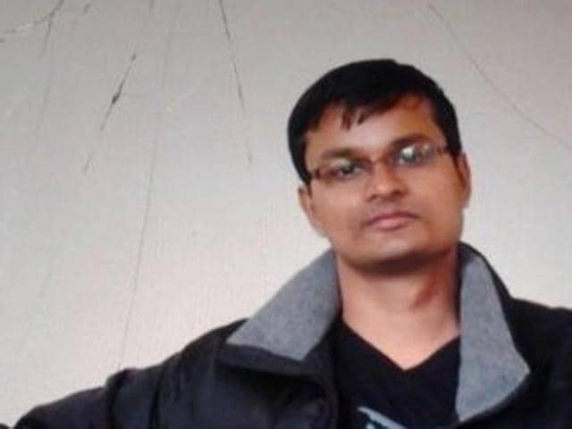 Global software major Infosys Ltd. is waiting for an official communique on the fate of its employee Raghavendra Ganesh, who has bee missing in terror-hit Brussels since Tuesday.