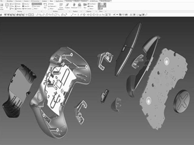 Valve releases CAD files that give you all the tools to fully mod and customise a Steam controller.
