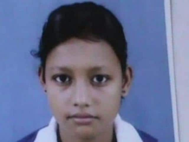 The victim, 14-year-old Sangita Aich, was a Class 9 student who had played volleyball twice at the national level and thrice at the state level.