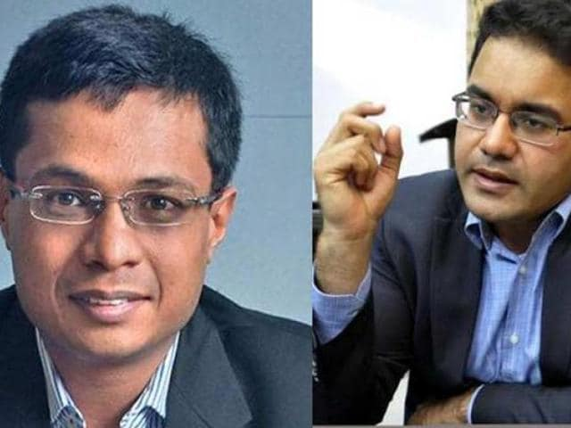 The Twitter spat is nowhere close to battle that Ambani and Wadia fought, but Bansal and Bahl have started feeling the heat and pressure from investors.