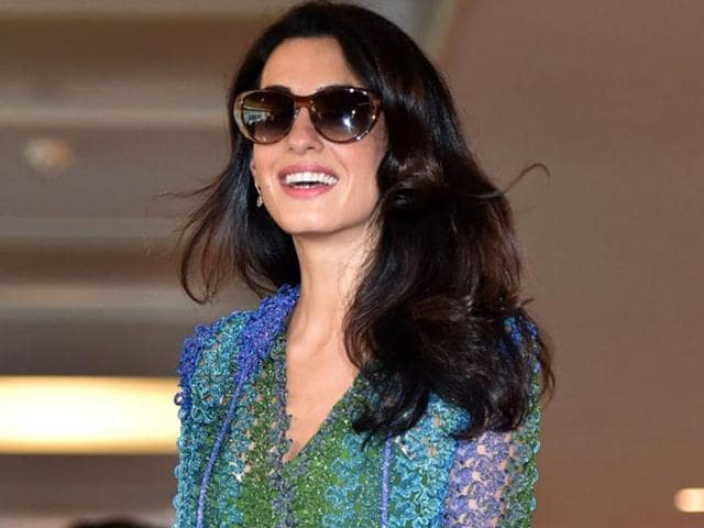 There is another side to Amal Clooney. A side that contradicts the freedom of speech she espouses. And it diminishes her(Getty Images)