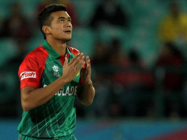 Taskin Ahmed,ICC,Suspension for illegal bowling action