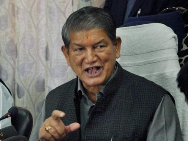 Uttarakhand chief minister Harish Rawat said the sting was 'plain falsehood' aimed at blackmailing the people of the state.