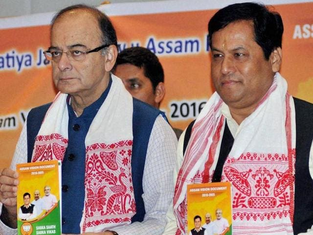 BJP,Assam elections,State polls