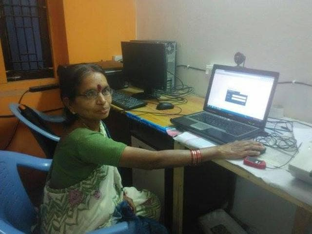 Korutla Sattamma,Digital Saksharta Abhiyan,Digital Literacy Mission