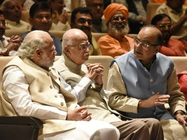 Why is the BJP laying stress on the slogan 'Bharat Mata ki jai'? The ruling party knows that in close to two years in power at the Centre, it has implemented few of the promises it made during the campaign for the general election