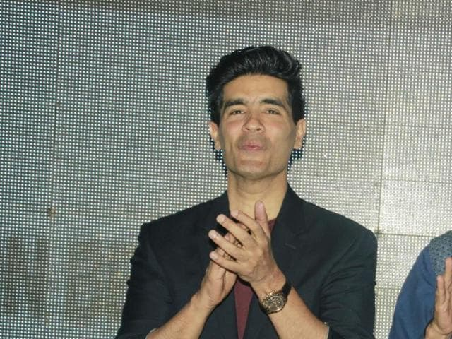 Manish Malhotra is one of the leading fashion designers of India. He has designed and styled many successful actors(Agencies)