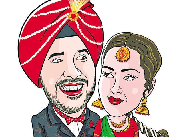 Punjab,Punjabi wedding,Big fat punjabi wedding