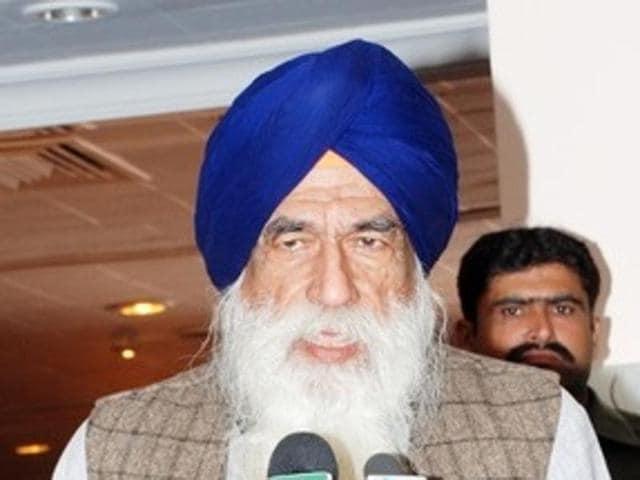 PSGPC,Pakistan Sikh Gurudwara Prabandhak Committee,Sham Singh