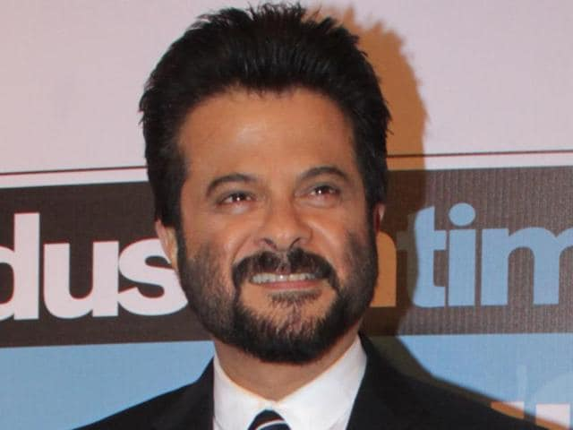"""""""I learnt semi-classical singing from music director Chote Iqbal,"""" says Anil Kapoor."""