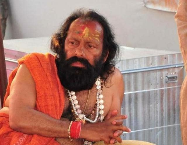 Simhastha fair,Ujjain,Goldenpuri Baba