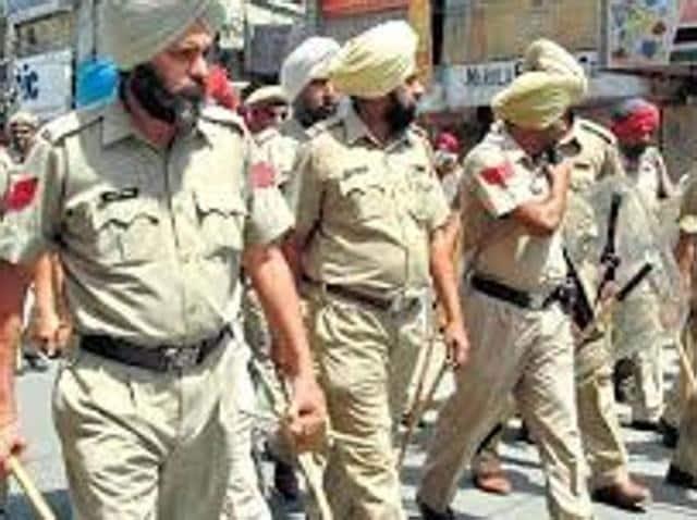 Punjab Police,Police commissioner,Punjab
