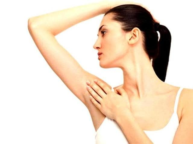 Traditional home-made remedies are very effective for treating body odour.