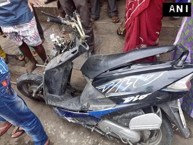 One person was killed and at least three severely injured after a doctor rammed his Mercedes Benz car into three vehicles and then crashed into a house in Jayanagar area in Bengaluru.