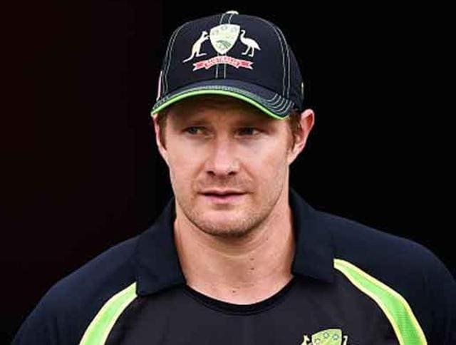 Shane Watson announced his retirement from international cricket after World T20.