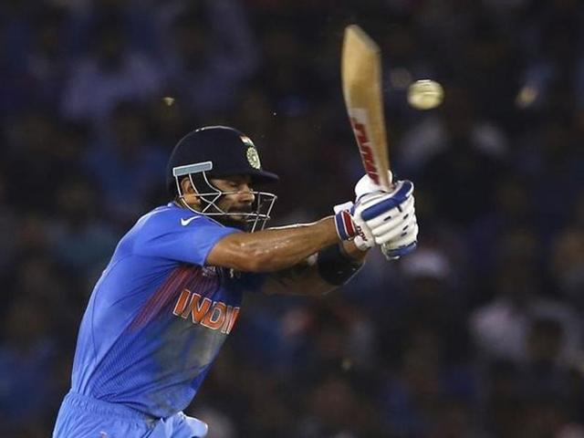 This season, Kohli has been the single biggest factor in India's run of success