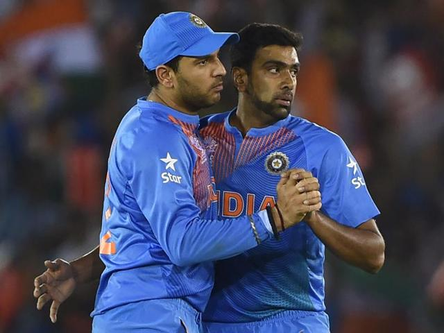 Although he took a wicket against Australia and became the first Indian to take 50 T20I scalps, Ravichandran Ashwin was utilised by Dhoni for just two overs, conceding an expensive 31 runs.