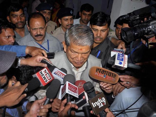 Uttarkhand political crisis,President's Rule in Uttarakhand,Harish Rawat
