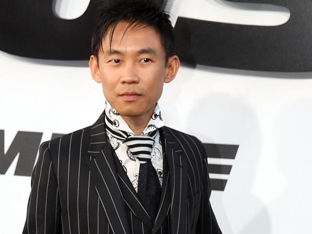 A file picture of James Wan.