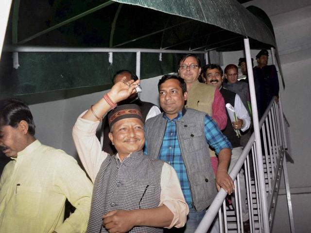 Uttarakhand crisis,Congress leadership,Arunachal Pradesh