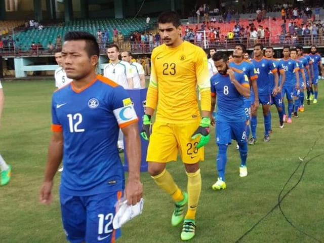 India ended their 2018 World Cup qualifying campaign on a disappointing note as they lost to Turkmenistan.