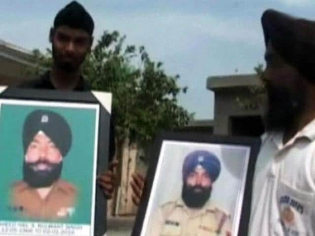 Families of security personnel Fateh Singh and Kulwant Singh who were killed in the Pathankot airbase attack hoped for a fair inquiry by the visiting Pakistan's Joint Investigation Team (JIT). The Pakistan JIT has been issued 15-day visas to complete its probe into the Pathankot airbase attack. The visit might not make a difference to the investigation but Pakistan will succeed in conveying to the international community that it is serious about fighting terrorism.Seven military personnel were martyred and another 20 injured when six terrorists crossed the border and launched a massive attack on the Pathankot Air Force base in the early hours of January 2.