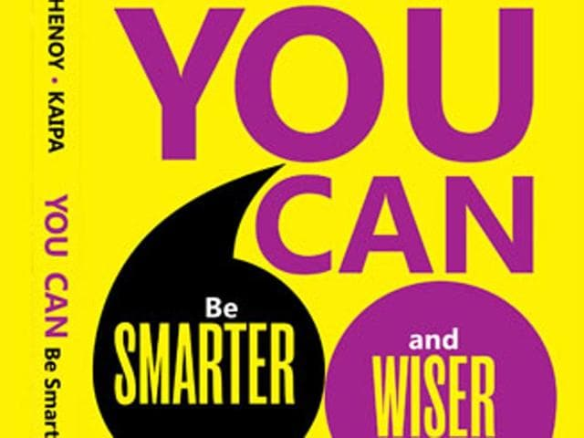 The canary yellow and purple cover of the book indicates, before you even start reading, that its contents will be bright and shiny, exulting optimism from its pages.