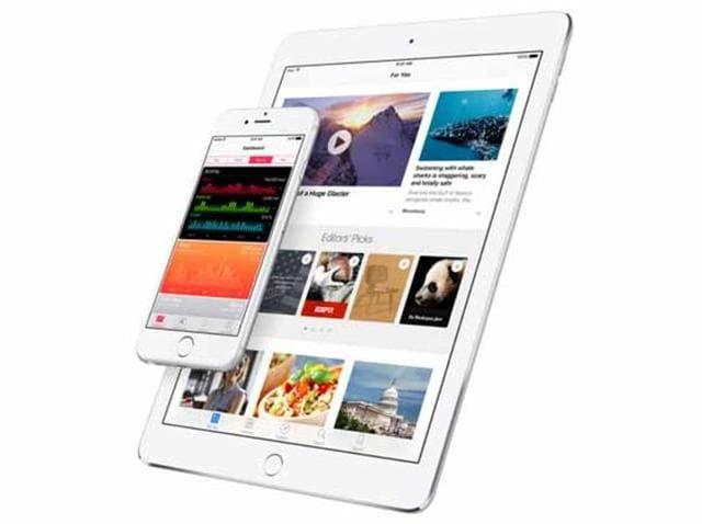 Apple,iOS,iOS 9.3