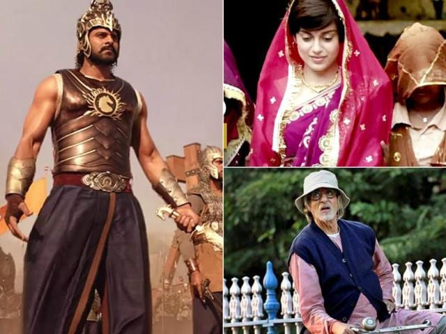 Baahubali, Tanu Weds Manu Returns and Piku won big at the 63rd National Film awards.