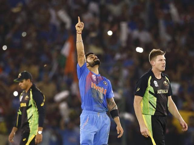 Virat Kohli,World T20,Virat Kohli batting statistics