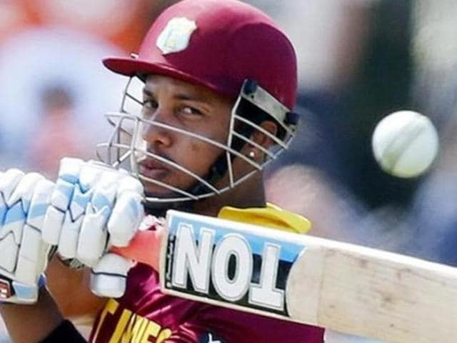 World T20,India vs West Indies,Lendl Simmons
