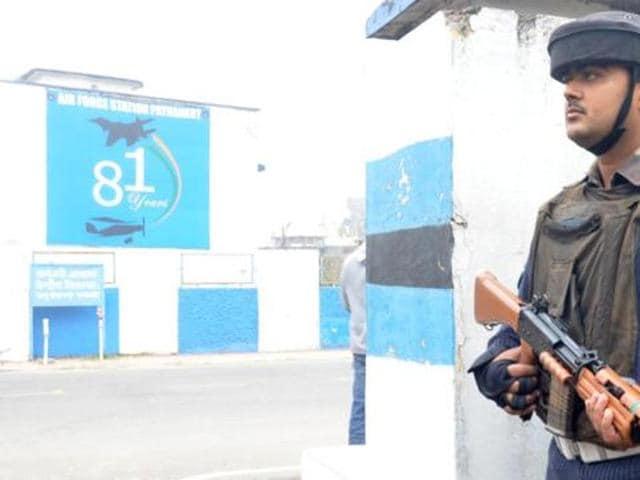 Pathankot,terror attack,NIA