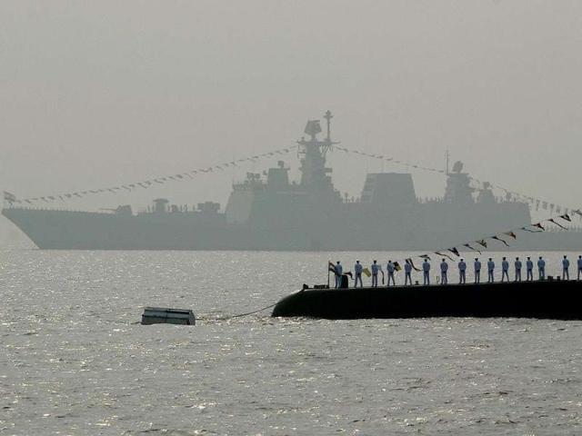 Indian Navy submarines,Make in India,China's submarine fleet