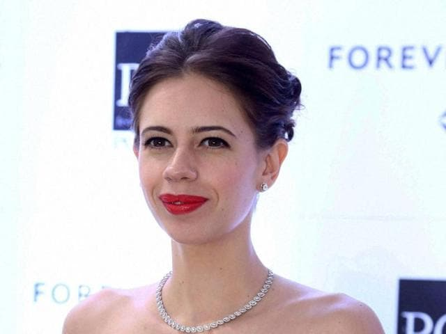 Kalki Koechlin says her mother is ecstatic and has informed everyone about her daughter's success.(HT photo)