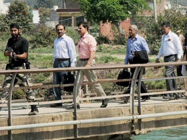 Pathankot attacks,Pathankot attacks probe,Pakistan JIT