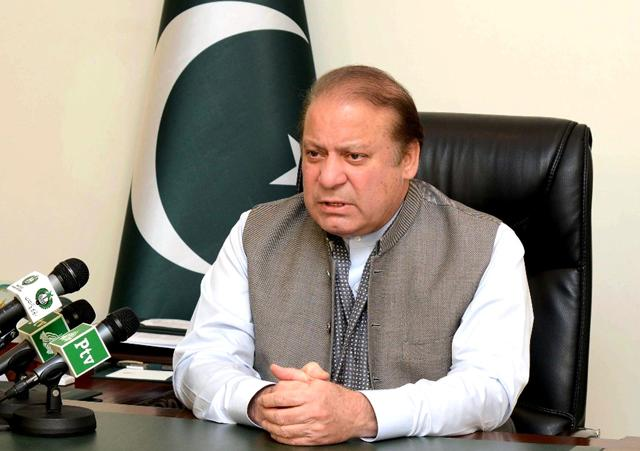 Pakistan Prime Minister Nawaz Sharif has vowed to have the name of his three children cleared in the 'Panama Papers' issue and is weighing all options to deal with the accusations of money laundering and tax evasion, according to a media report.