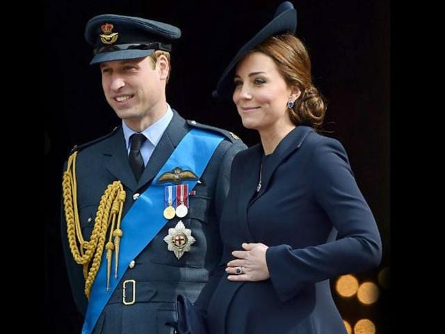 Britain's royal couple, Prince William and Kate Middleton, will embark on their maiden visit to India on April 10.