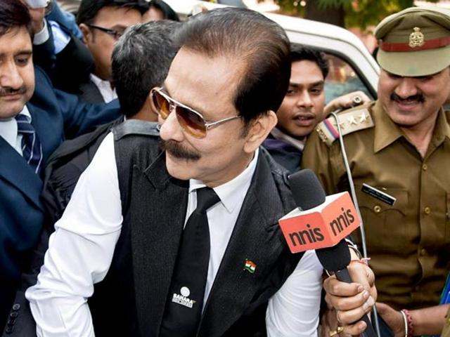 Subrata Roy was arrested in March 2014 after Sahara failed to comply with a court order to refund money raised from millions of small investors by selling them bonds later ruled to be illegal.