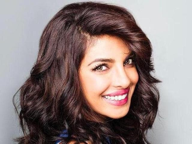Priyanka is currently shooting for Quantico and Baywatch. (Twitter)