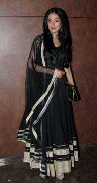 """""""I am a private person. You will never hear me talk about or promote my family,"""" says Amrita Rao."""