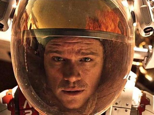 Ridley Scott's Martian starring Matt Damon may be set in space but it is grounded in human emotions of surviving, inventing and clinging on to hope.